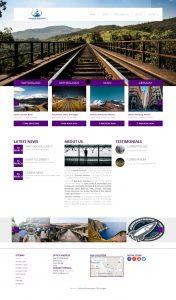 softweb development technologies portfolios for Rupashi Holidays
