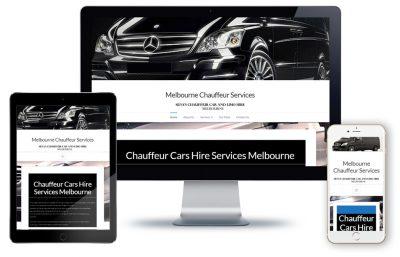 softweb development technologies portfolios for Silvas Chauffeur Car Hire