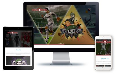 softweb development technologies portfolios for CDIS Gaming Empire