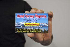 softweb development technologies portfolios for Hotel Versay Regency