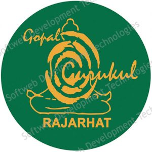 softweb development technologies portfolios for Gopal Gurukul Logo