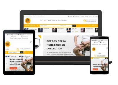 softweb development technologies portfolios for T20-shopping